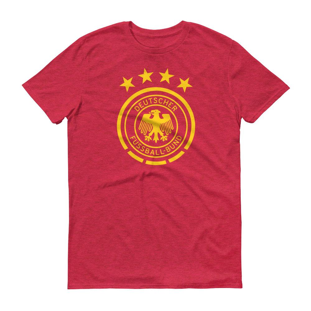 Germany National Soccer Team Men 39 S T Shirt Futball Designs