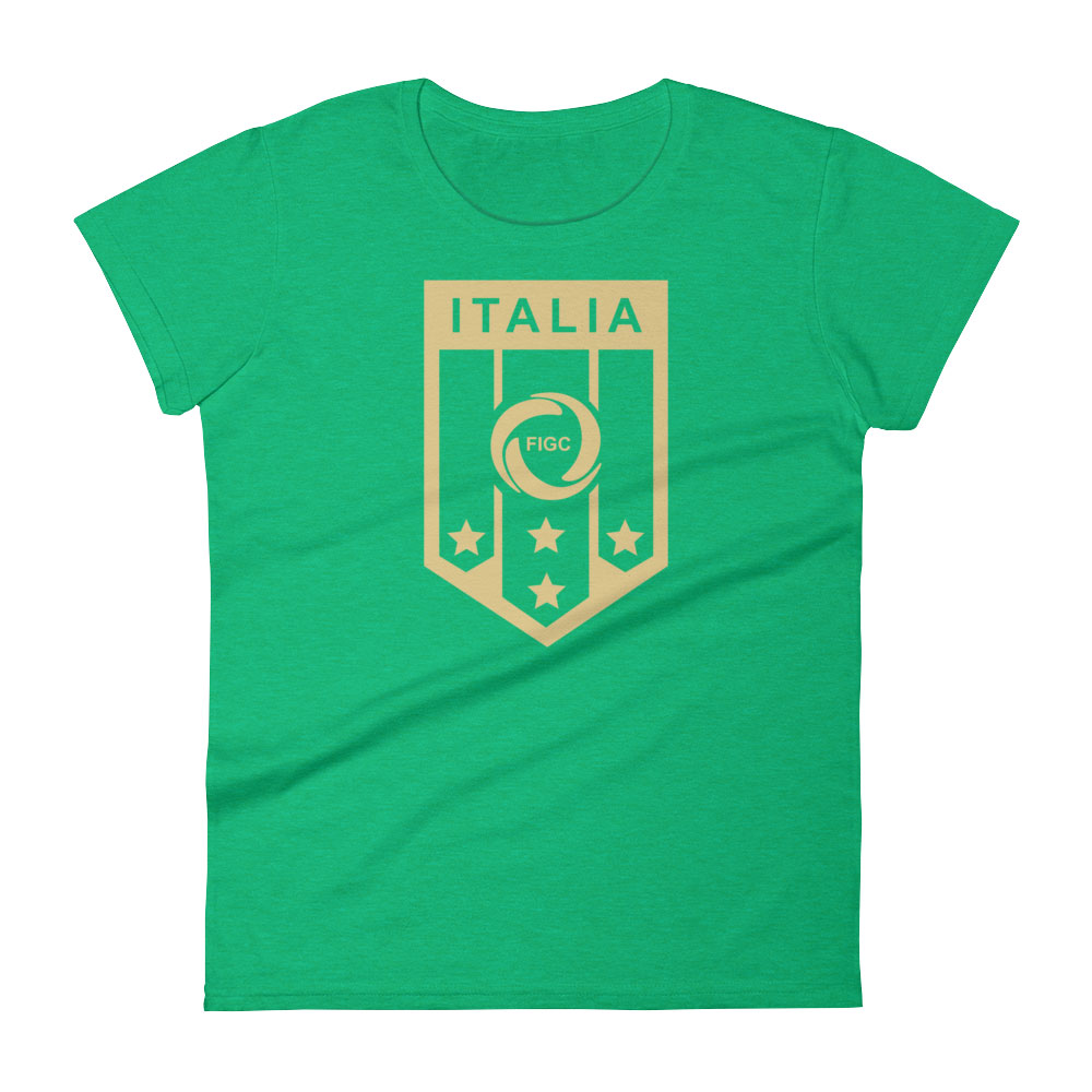 Italy National Soccer Team Women 39 S T Shirt Futball Designs