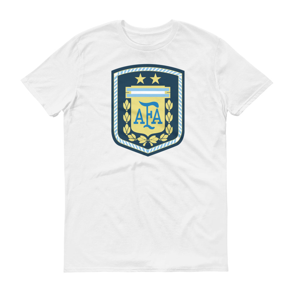Argentina National Soccer Team Men S T Shirt Futball Designs